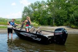2015 - Princecraft Boats - Nanook DLX SC