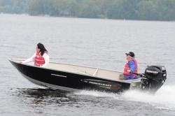 2015 - Princecraft Boats - Springbok DL BT