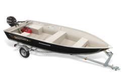 2015 - Princecraft Boats - Springbok 20