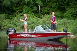 2015 - Princecraft Boats - Sport 167