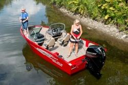 2015 - Princecraft Boats - Hudson DLX WS