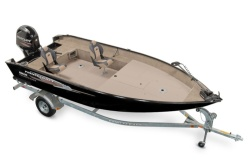 2015 - Princecraft Boats - Hudson DLX BT
