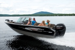 2015 - Princecraft Boats - Sport 187