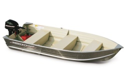 2017 - Princecraft Boats - SeaSprite