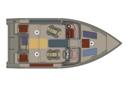 2018 - Princecraft Boats - Sport 172