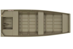 2018 - Princecraft Boats - PR 1236