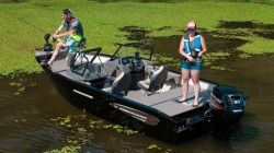 2018 - Princecraft Boats - Hudson DL WS