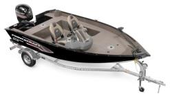 2018 - Princecraft Boats - Nanook 168 DLX SC