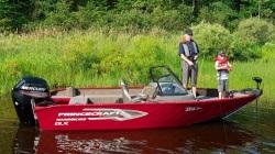 2018 - Princecraft Boats - Nanook 168 DLX WS