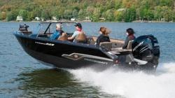 2019 - Princecraft Boats - Platinum SE 227