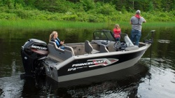 2019 - Princecraft Boats - Sport 172