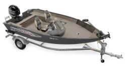 2019 - Princecraft Boats - Holiday 162 DLX SC