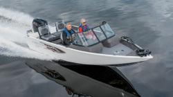 2019 - Princecraft Boats - Nanook 168 DLX WS