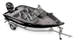2020 - Princecraft Boats - Holiday 162 DLX WS