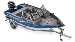 2020 - Princecraft Boats - Nanook 168 DLX WS