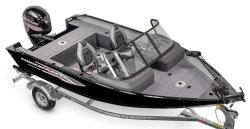 2020 - Princecraft Boats - Amarok 166 DL WS