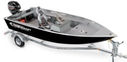 2020 - Princecraft Boats - Resorter 160 DL SC