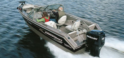 Princecraft Boats Super Pro 176 FnP SE Fish and Ski Boat