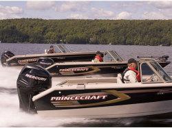 Princecraft Boats Super Pro 186 SE Multi-Species Fishing Boat