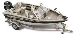 Princecraft Boats Pro Series 164 SS Multi-Species Fishing Boat