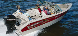 Princecraft Boats Pro Series 174 SS Multi-Species Fishing Boat