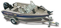 Princecraft Boats 186 Multi-Species Fishing Boat