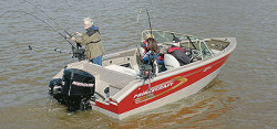 Princecraft Boats 206 Multi-Species Fishing Boat