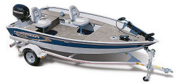Princecraft Boats Pro Series 165 BT Multi-Species Fishing Boat