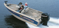 Princecraft Boats Pro Series 169 LX SC Fishing Boat