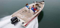 Princecraft Boats Pro Series 165 SC Multi-Species Fishing Boat