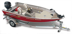 Princecraft Boats Holiday DLX SC Multi-Species Fishing Boat