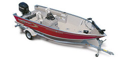 Princecraft Boats Hudson DLX SC Multi-Species Fishing Boat