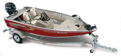 Princecraft Boats Resorter DLX SC Multi-Species Fishing Boat