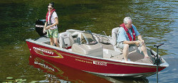 Princecraft Boats Starfish DLX SC Multi-Species Fishing Boat