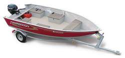 Princecraft Boats Yukon DLX BT Multi-Species Fishing Boat