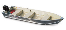 Princecraft Boats Scamper Utility Boat