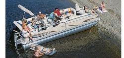 Princecraft Boats Versailles 22 LP-SS Pontoon Boat