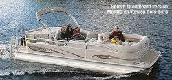 Princecraft Boats Versailles 22 LP IO Pontoon Boat