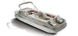 Princecraft Boats Versailles 26 LP-SS IO Pontoon Boat