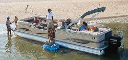 Princecraft Boats Versailles 26 SE Pontoon Boat