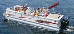Princecraft Boats Vantage 24 L Pontoon Boat