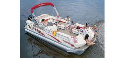 Princecraft Boats Vision 21 L Pontoon Boat