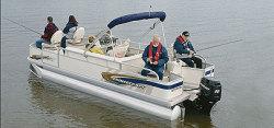 Princecraft Boats Sportfisher 20 L4S Pontoon Boat