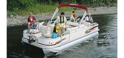 Princecraft Boats Sportfisher 20 LP4S Pontoon Boat