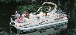 Princecraft Boats Sportfisher 24 LP4S Pontoon Boat