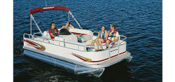 Princecraft Boats Vectra 17 L Pontoon Boat