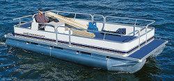 Princecraft Boats Voyageur Pontoon Boat