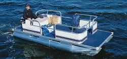 Princecraft Boats Cadet Pontoon Boat