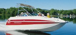 Princecraft Boats Vacanza 220V LPW IO Deck Boat