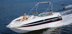 Princecraft Boats Vacanza 250V LPW IO Deck Boat